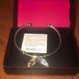 Avon angel wing bracelet